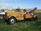 1950 International West Coaster Tow Truck